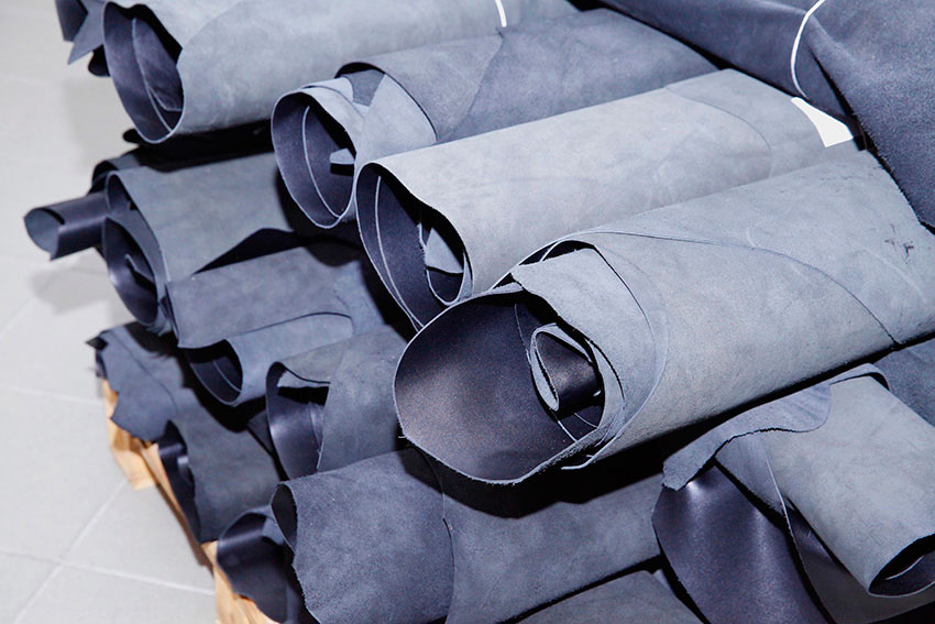 wholesale of natural leather